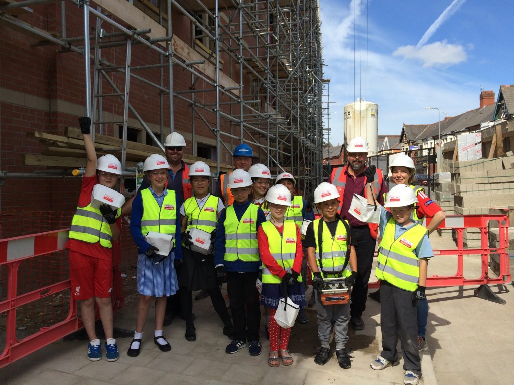 Albany Road Site Visit