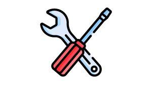tenant handbook icons repair