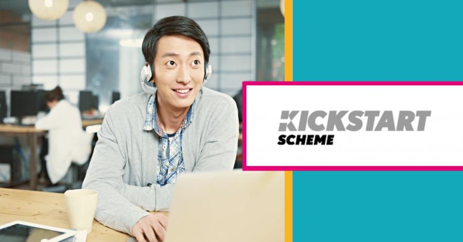 Kickstart scheme website header